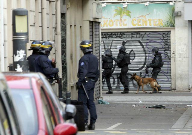 assaut à Saint-Denis