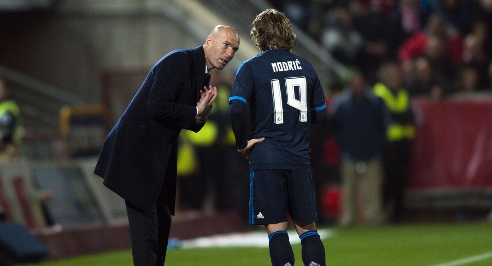 Entre Zidane et l'actuel Ballon d'or, les relations seraient électriques