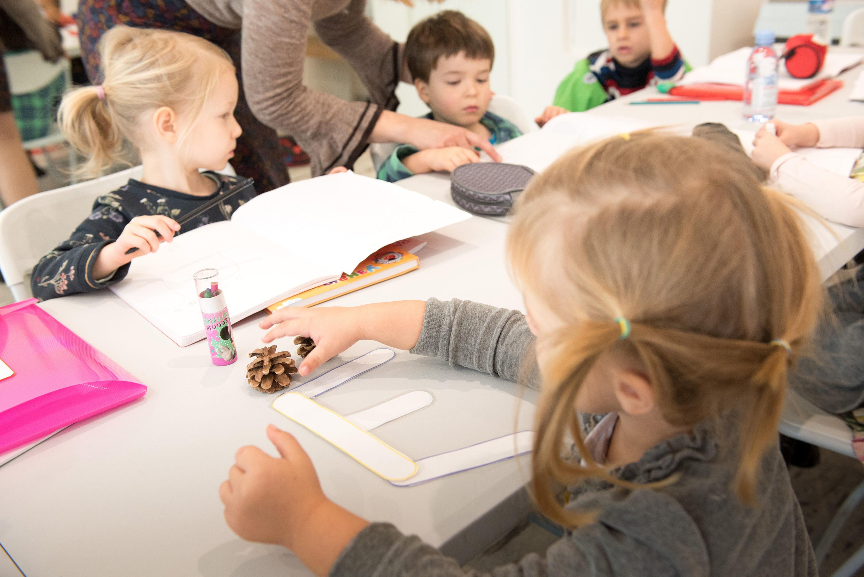 Plus de 300 familles sont référencées au sein du «Café bilingue Vincennes – section russe»