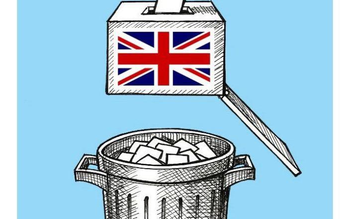Européennes: le vote inutile du Royaume-Uni