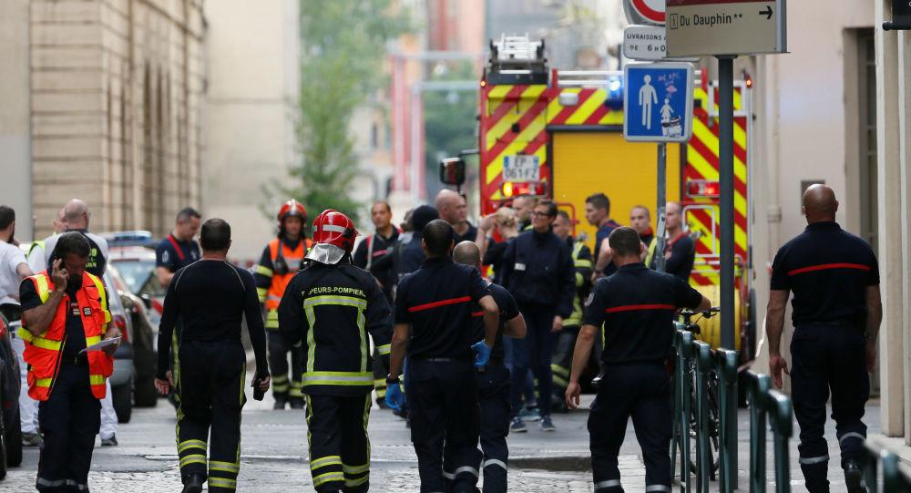 Le principal suspect de l'explosion à Lyon a reconnu avoir placé la bombe artisanale lui-même