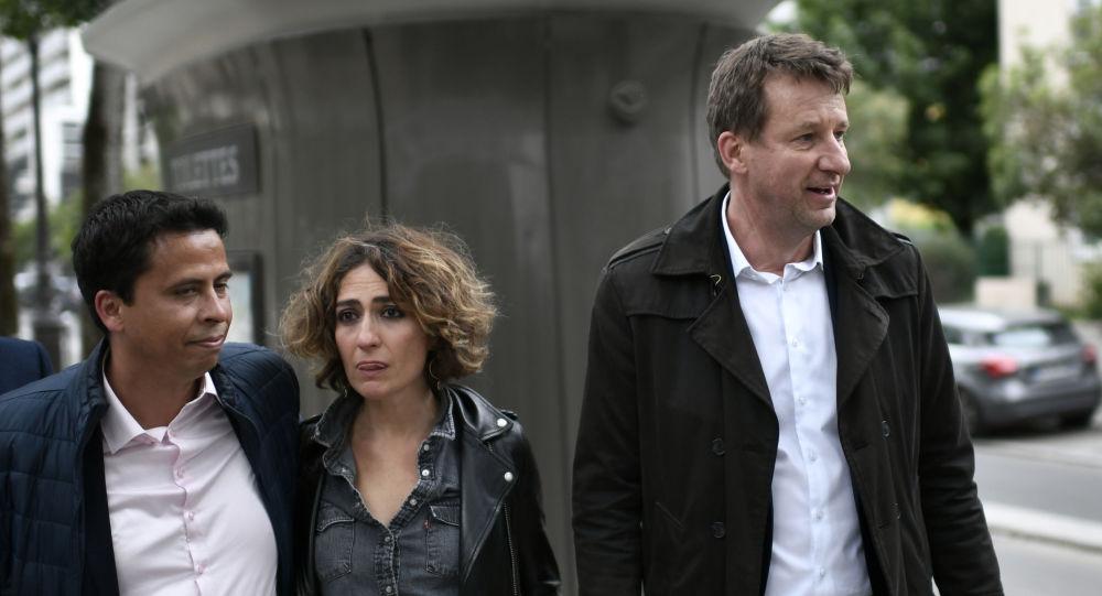 La journaliste Isabelle Saporta, compagne de Yannick Jadot, quitte RTL