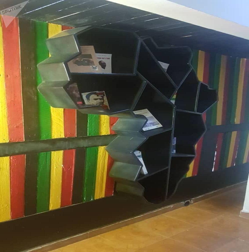 Un rayon de la bibliothèque