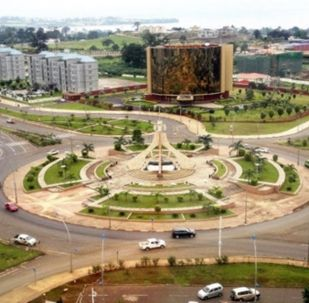 Une vue du quartier Malabo II