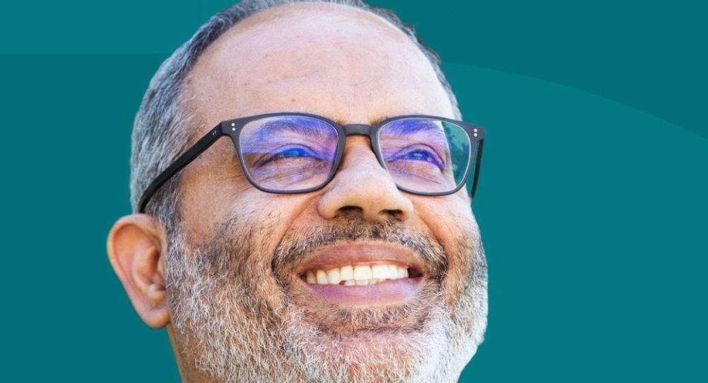 Carlos Lopes, chef de la commission économique pour l'Afrique à l'Union africaine. © Carlos Lopes.