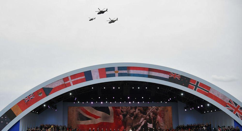 le 75e anniversaire du Débarquement à Portsmouth