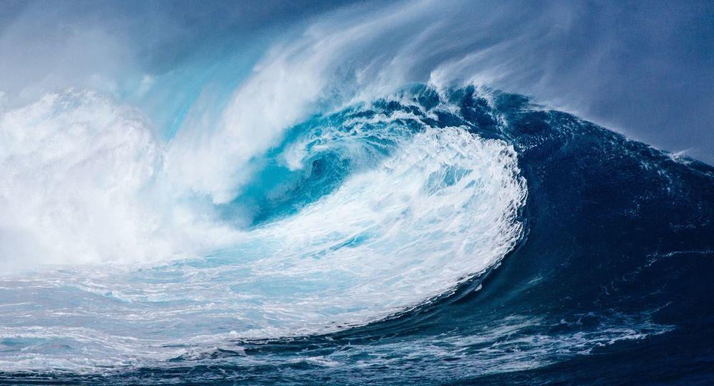 Une vague (immage d'illustration)