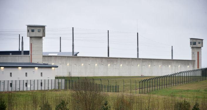 La prison de Condé-sur-Sarthe, dans l'Orne (archives)