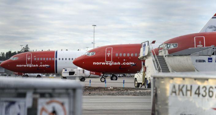 Des avions de Norwegian (image d'illustration)