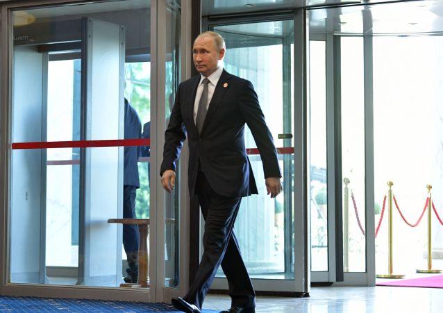 Vladimir Poutine