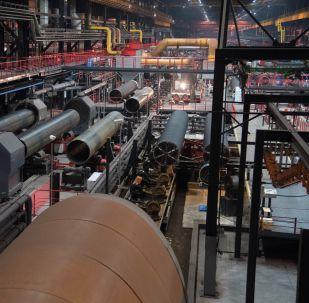 Construction du gazoduc Nord Stream 2