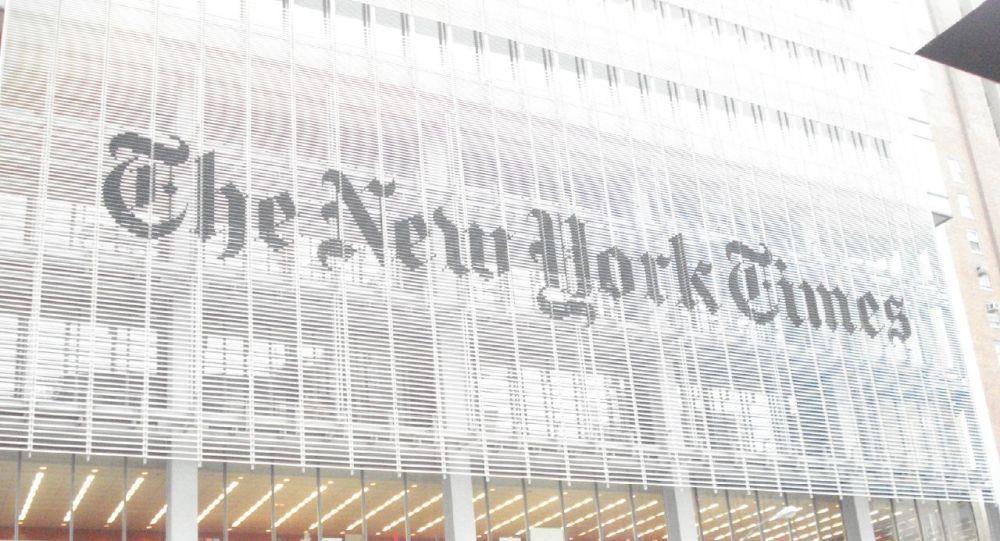 Attaque contre la Russie: le New York Times met en garde Trump après ses accusations de «haute trahison»