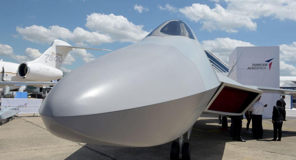 Exit le F-35, la Turquie dévoile son propre projet d'avion furtif, «le meilleur chasseur en Europe» (photo)
