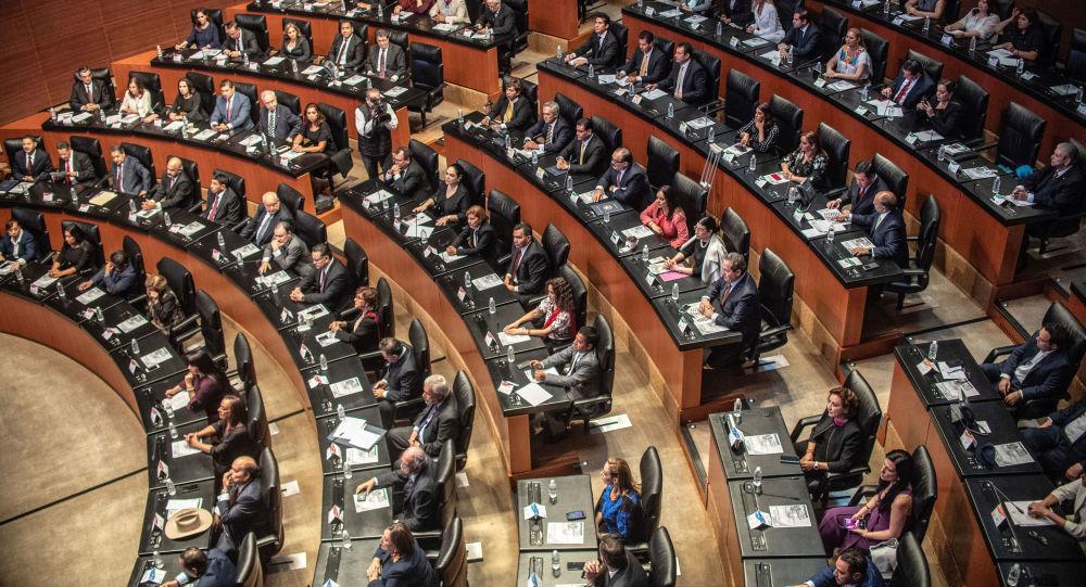 Sénat mexicain, image d'illustration