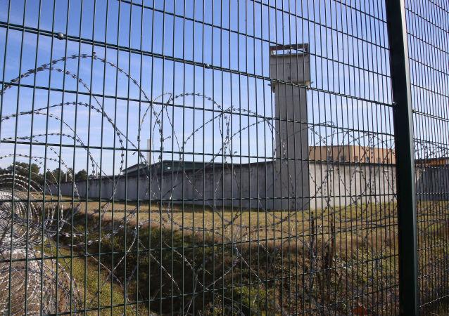 Vue sur une prison en France (image d'illustration)