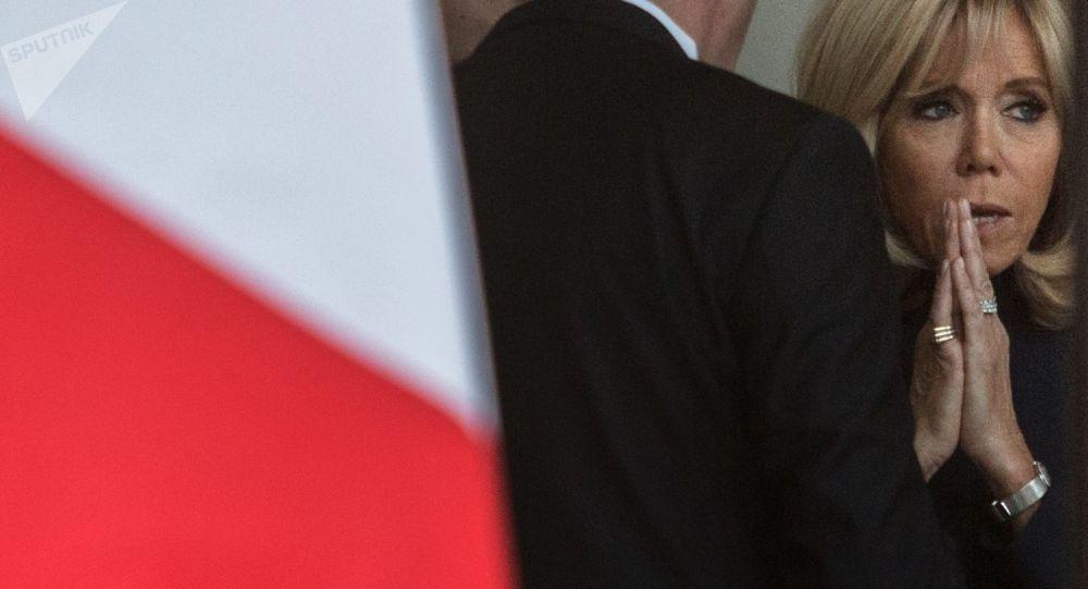 Brigitte Macron: «On a certainement minimisé» l'affaire Benalla
