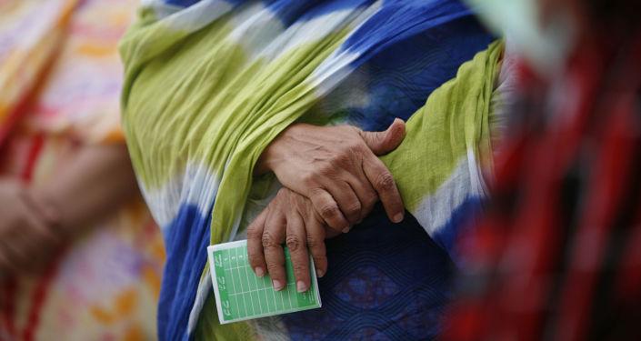 Élection en Mauritanie