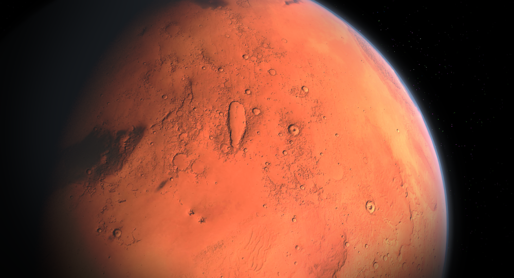 Sur Mars, une sonde repère des «pulsations magnétiques mystérieuses» et des preuves d'une oasis sous son sol