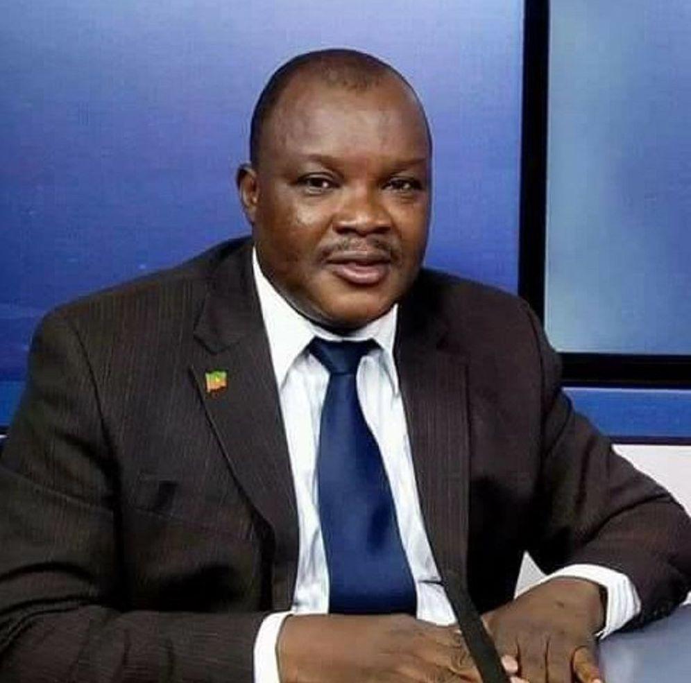 Paul Oumarou Koalaga, spécialiste des relations internationales, expert en sécurité et défense