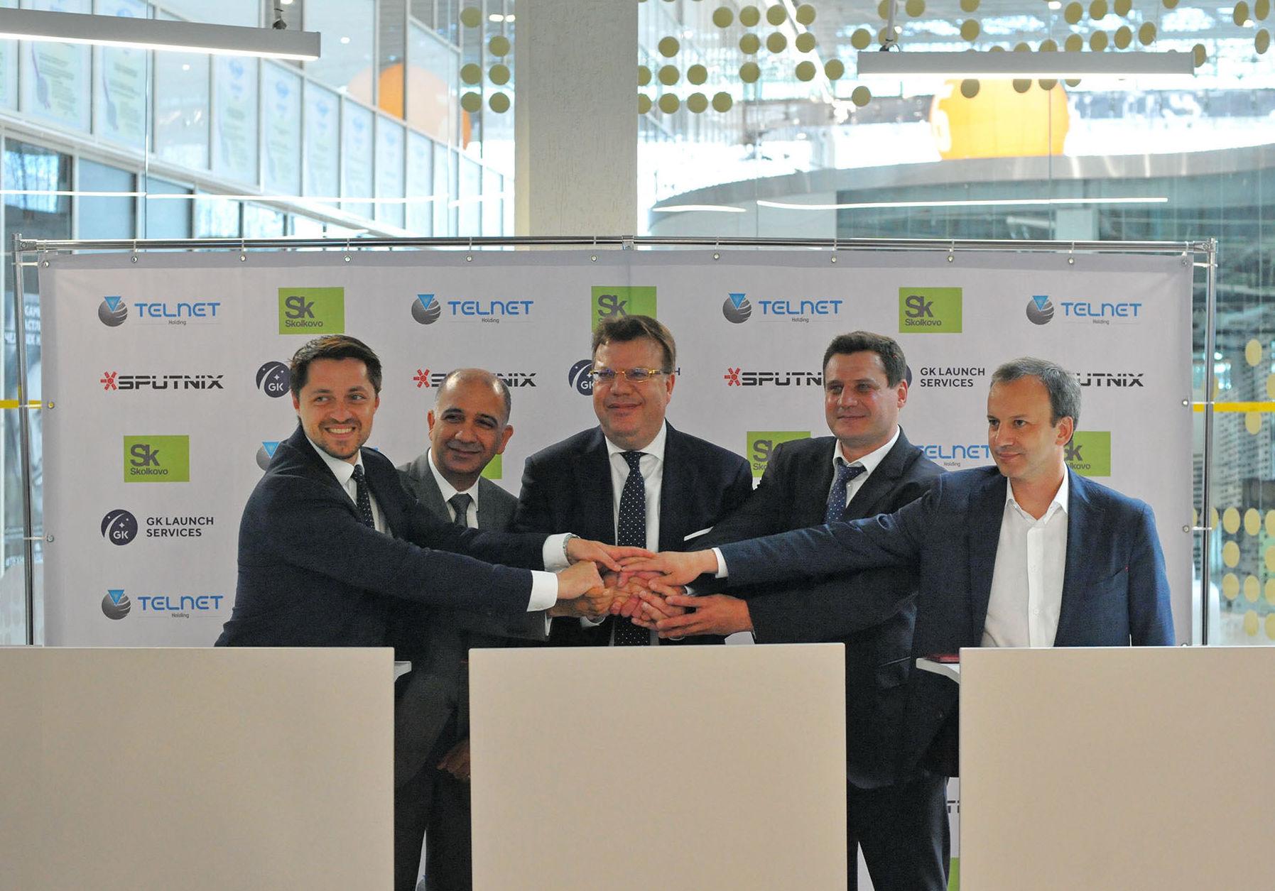 TELNET Holding signe un accord avec la partie russe