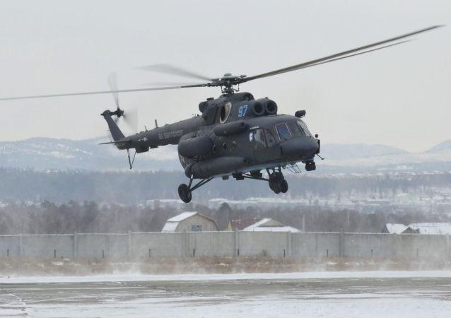 Mi-8AMTCh VA