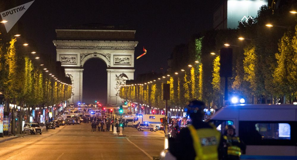 L'attentat à Paris