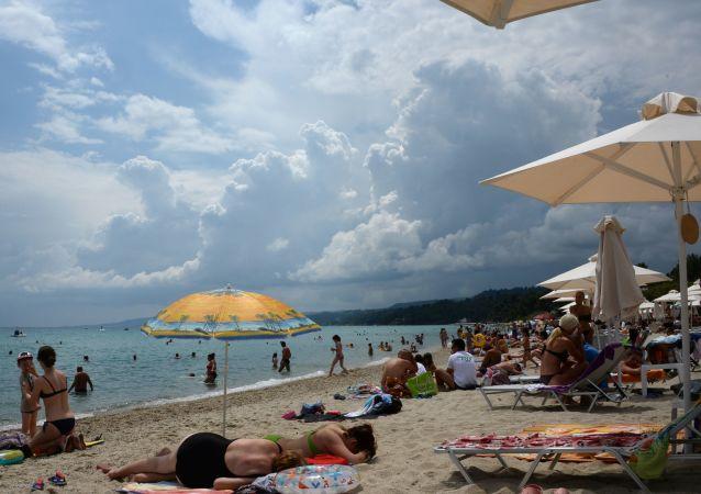 Chalcidique, Grèce