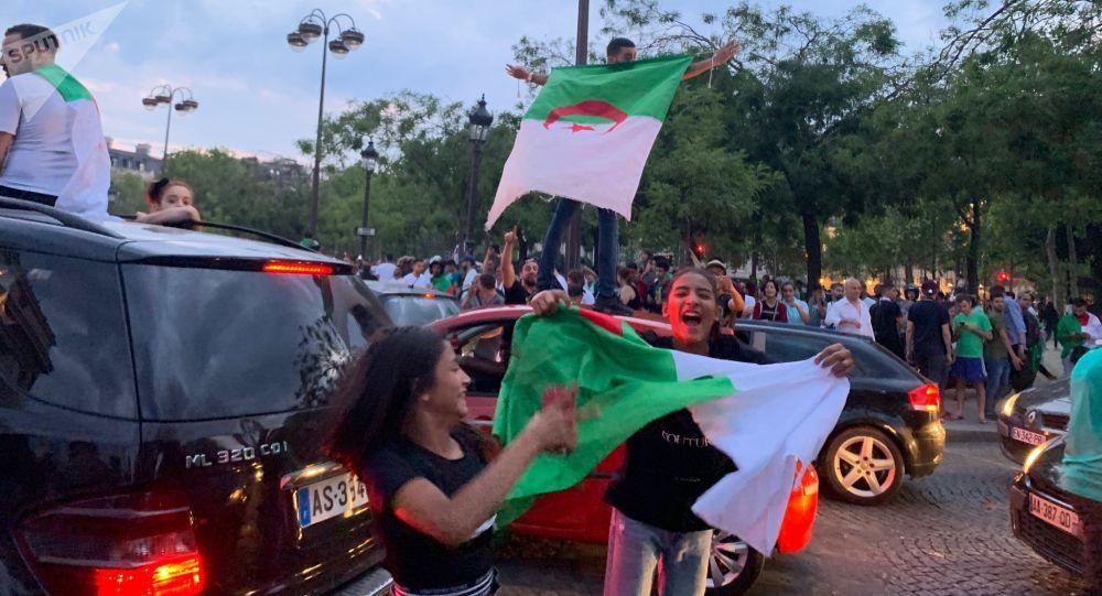 L'Algérie qualifiée pour la demi-finale de la Coupe d'Afrique, image d'illustration