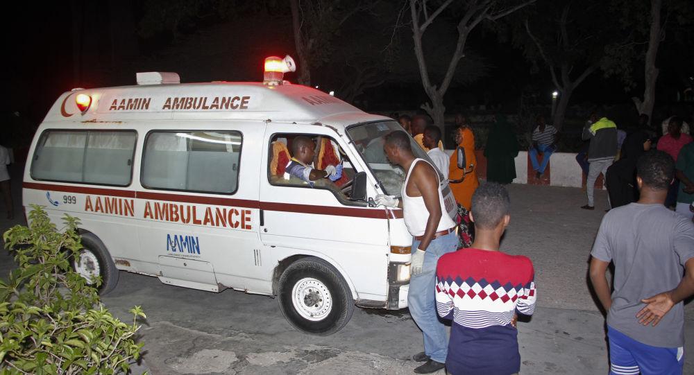 Somalie: Au moins sept personnes tuées dans l'attaque d'un hôtel - 20 Minutes