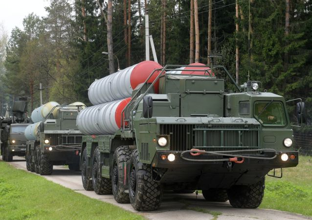 Des S-400, image d'illustration
