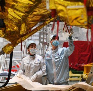 L'observatoire spatial Spektr-RG, fruit d'un projet russo-allemand, qui a été lancé samedi par une fusée Proton M depuis le cosmodrome de Baïkonour, au Kazakhstan