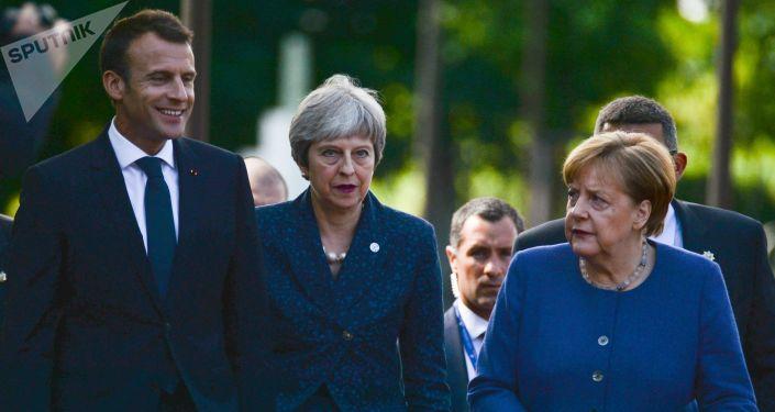 Sommet de l'UE à Sofia