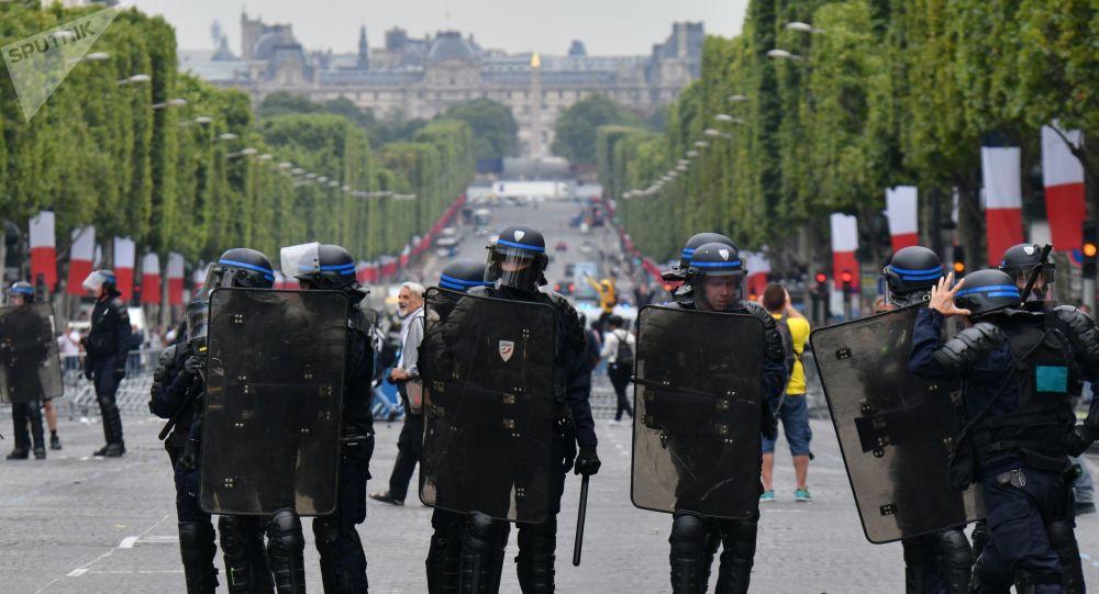 Demi-finales de la CAN: le dispositif policier renforcé dans toute la France