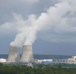 La centrale thermoélectrique 27, située dans la banlieue de Moscou, dans la ville de Mytichtchi