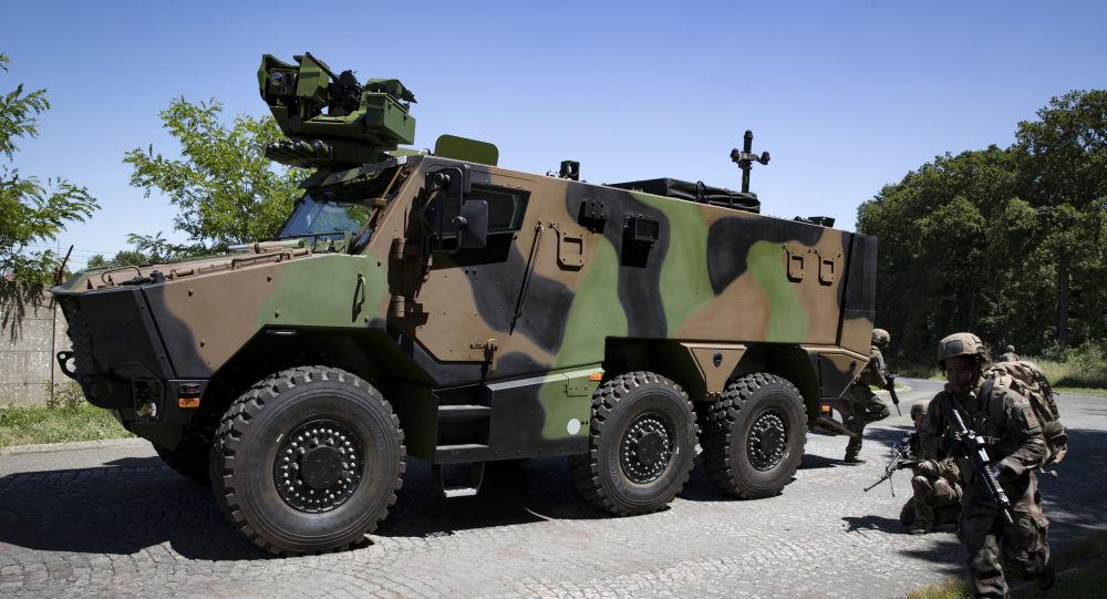 Des sociétés françaises fourniront des centaines de blindés à la Belgique