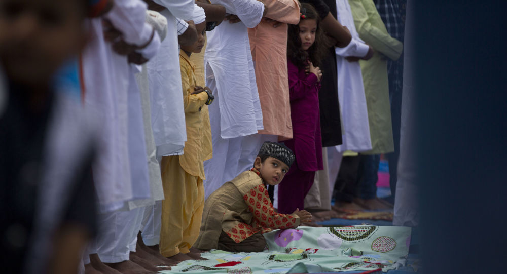 Des musulmans indiens