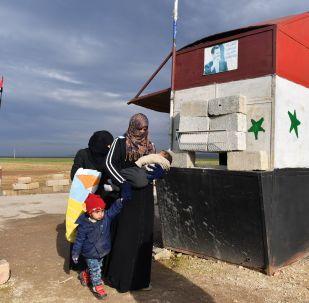la zone de désescalade d'Idlib