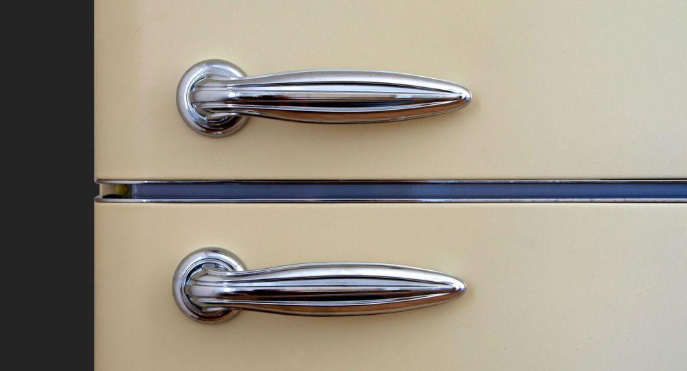 un frigo, image d'illustration