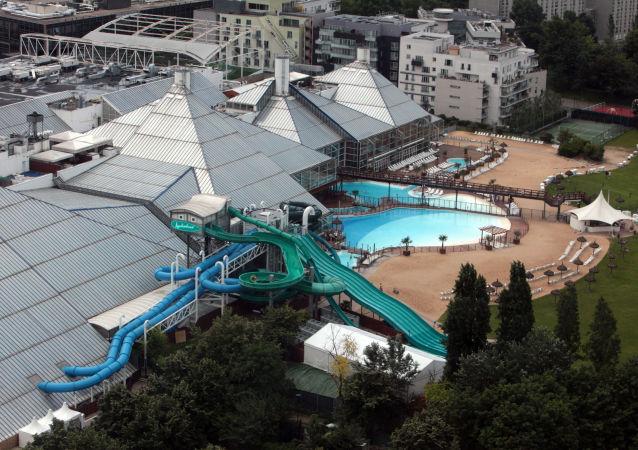 parc aquatique Aquaboulevard de Paris
