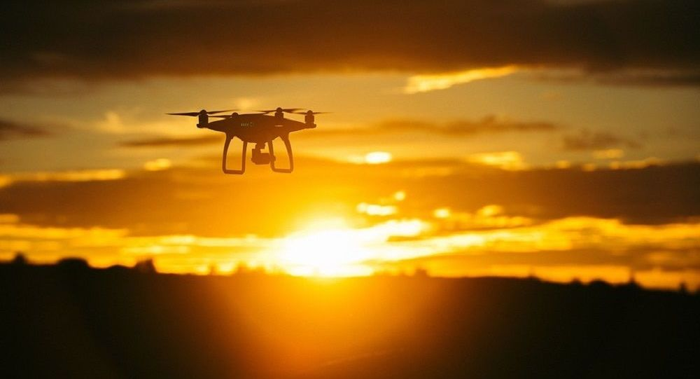 Des vols suspendus à l'aéroport Berlin-Tegel en raison d'un drone suspect