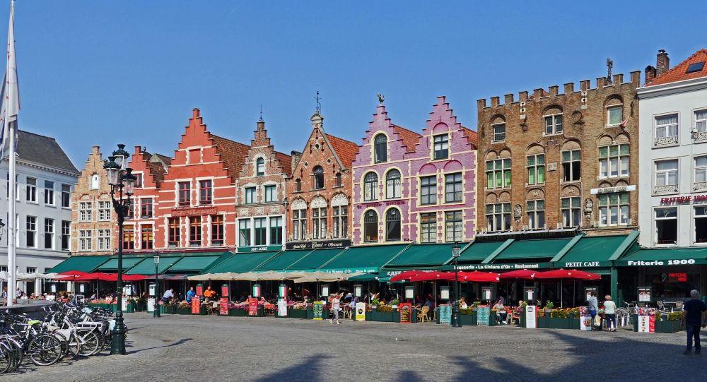 Bruges (image d'illustration)