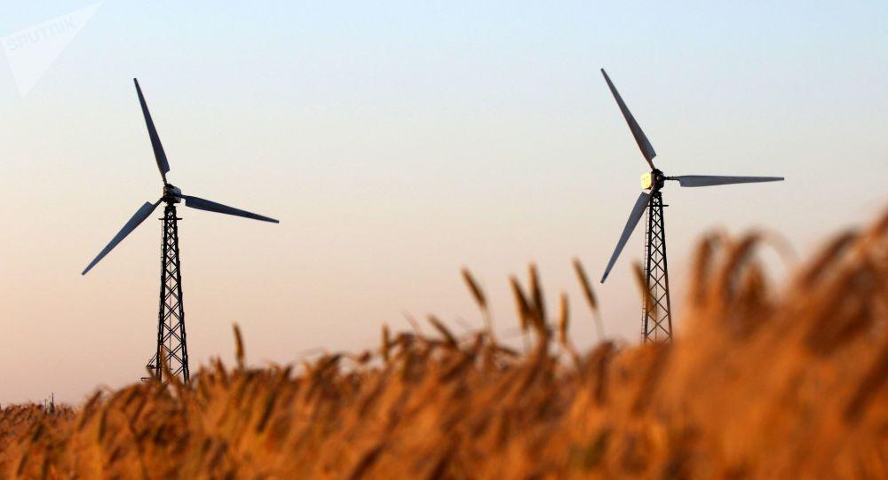 Des énergies renouvelables (image d'illustration)