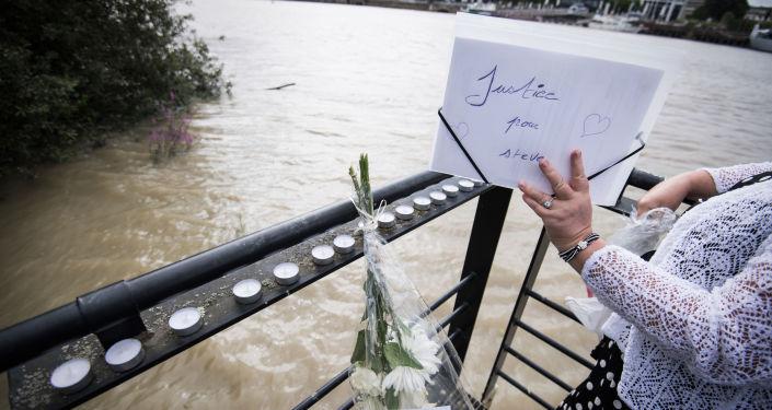 «Justice pour Steve»