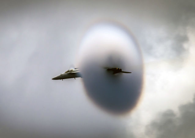 Un F/A-18E Super Hornet