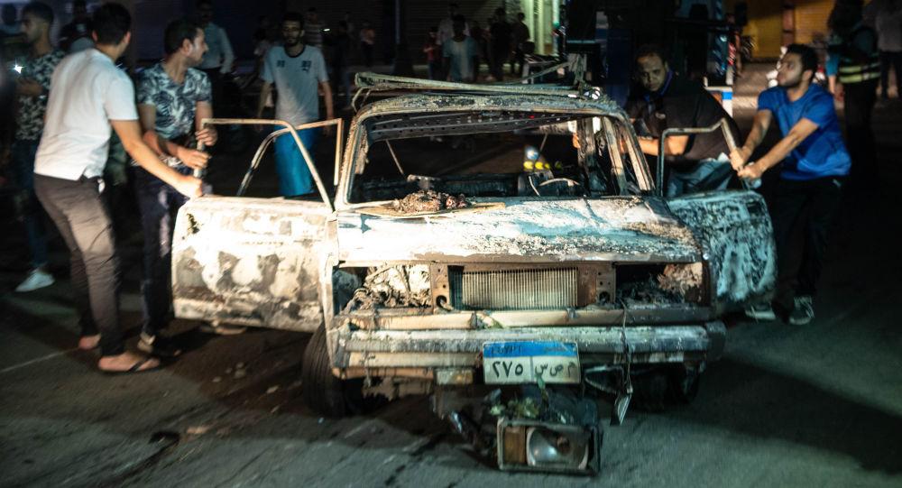 19 morts et 30 blessés dans un accident au Caire — Égypte
