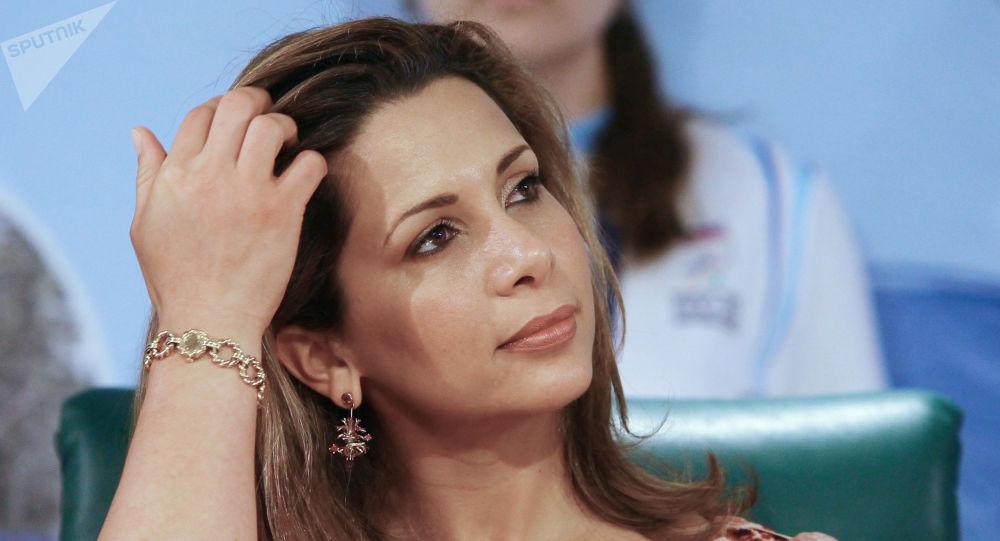 Qui est Haya bint al-Hussein, l'épouse du prince de Dubaï qui a pris la fuite?