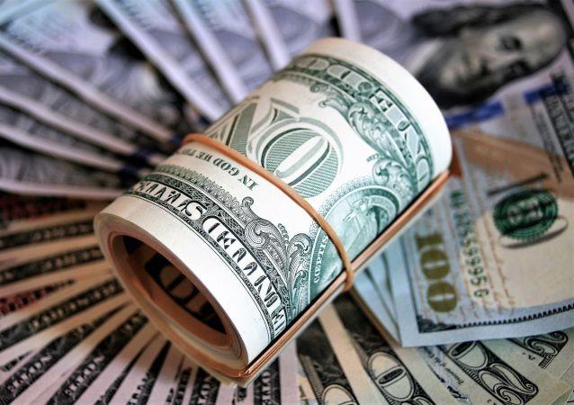 Des dollars US (image d'illustration)