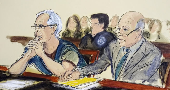 Affaire Jeffrey Epstein