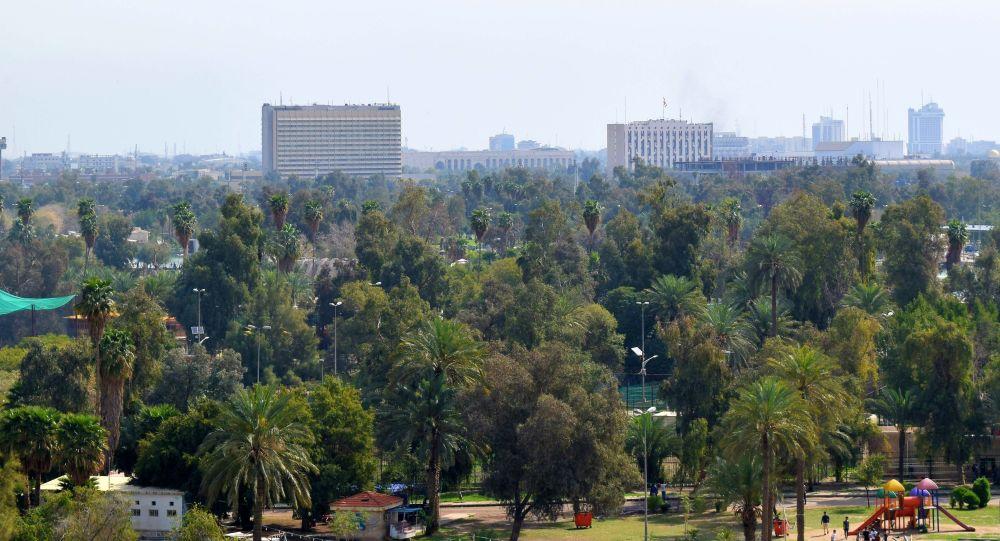 Zone verte de Bagdad (archive photo)
