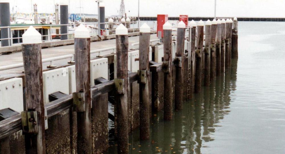 Port de plaisance Marlin Marina de Cairns (archive photo)